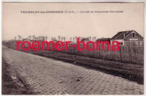 70779 Ak Tremblay-lès-Gonesse Un coin du Litissement Vert Galant um 1910