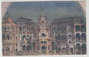 67847 Ak Mechanisches Theater in Hellbrunn bei Salzburg 1926