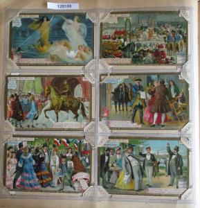 A125155 Liebigbilder Serie Nr. 343 Theater Alt-Berlin II 1896