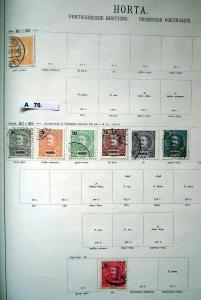 Schöne hochwertige Briefmarkensammlung Portugiesische Kolonien in Afrika ab 1892