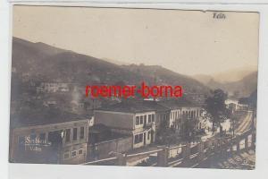 72079 Foto Ak Veles Mazedonien Totalansicht im 1.Weltkrieg