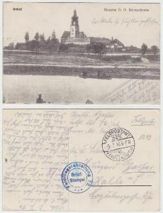94423 Feldpost Ak Sokal Ukraine Feldfliegerabteilung 72, 1916