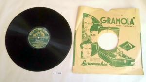 113820 Schellackplatte Lach Clown lach + Ramona, Waltz 1928