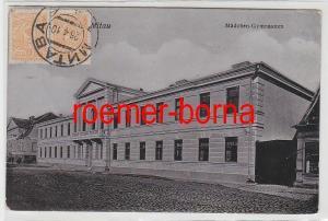 83730 Ak Mitau Jelgava Mädchen-Gymnasium 1910