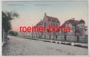 80489 Ak Friedeberg N.-M. Strzelce Krajenskie königliches Lehrerseminar 1909