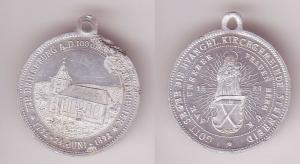 Seltene Medaille Weltfrieden 1945 USA England Russland Frankreich China (114826)