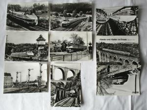 Ansichtskartenmappe mit 6 Karten
