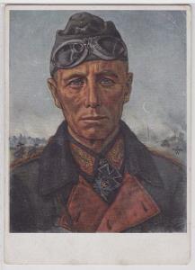 69849 Militär AK General Rommel - Führer Panzer Division / Panzerwaffe 1942