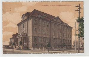 71791 Feldpost Ak Graudenz Königl. Maschinenbauschule 1915
