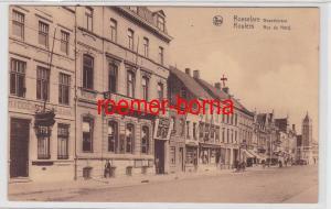 85112 Ak Roeselare Noordstraat / Roulers Rue du Nord um 1920