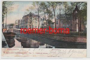 76401 Ak Niederlande Groningen Museumstraat 1905