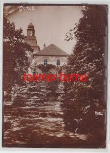 76711 Original Foto Glaubitz Schloss um 1930