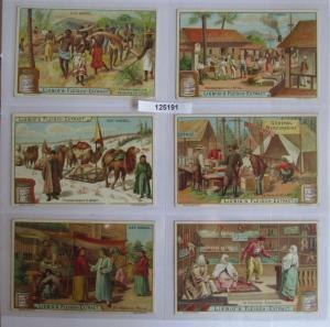 B125191 Liebigbilder Serie Nr. 533 Der Handel 1902