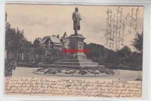 49246 Foto Ak Lörchingen Lorquin Lothringen 2 am 21.8.1914 zerschossene Häuser