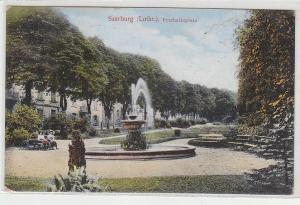 67959 Feldpost Ak Saarburg in Lothringen Freiheitsplatz 1915