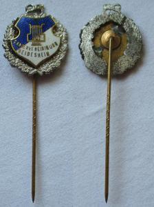 Seltenes Abzeichen 25 Jahre Sängervereinigung Heidesheim (118014)