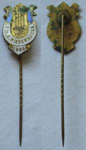 Seltenes Abzeichen Gesangsverein G.V.C. Niederwiesa 1896 (118883)