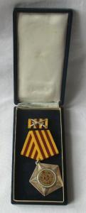 DDR Kampforden für Verdienste um Volk und Vaterland Silber 900er Silber (122442)