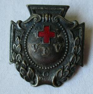 Seltenes Kriegsdienstabzeichen Vaterländischer Frauenverein (VFV) 1914 (113166)