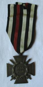 Ehrenkreuz für Frontkämpfer 1914-1918 am Band (115483)