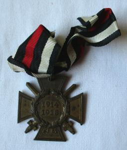 Ehrenkreuz für Frontkämpfer 1914-1918 am Band (111025)