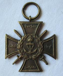 Ehren- und Erinnerungskreuz des Marinekorps Flandern 1914/1918 (112136)