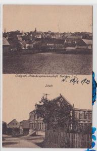 86105 Mehrbild Ak Culitzsch Amtshauptmannschaft Zwickau Schule 1933