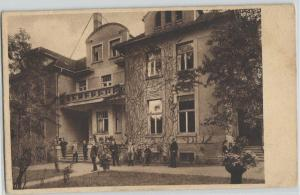 92381 Ak Gartengebäude des Leipziger Missionshauses um 1930