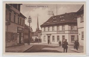 93432 AK Kneippkurort Camburg an der Saale - Weinstube, Conditorei & Kirche