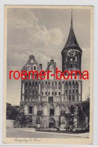 80447 Ak Königsberg Pr. Dom um 1930