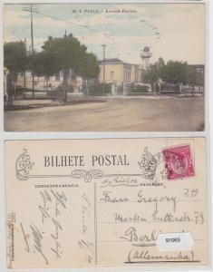 91063 Ak Sao Paulo Brasilien Avenida Paulista 1910