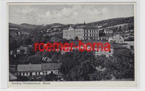 80479 Ak Sternberg Šternberk Ostsudetenland Kloster 1940