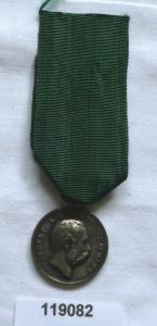 Medaille für Treue in der Arbeit 1. Form König Albert 1894 (119082)
