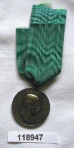 Medaille für Treue in der Arbeit 3.Form König Friedrich August 1905 (118947)