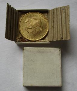 Westfalen 1923 10.000 Mark Notgeld Minister vom Stein, vergoldet (110506)