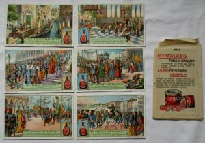 Liebigbilder Serie Nr. 1004 Aus Venedigs Vergangenheit 1931 (4/120119)