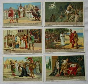 Liebigbilder Serie Nr. 1000 Griechische Tragiker 1930 (4/124027)