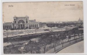 71551 Ak Berlin Lehrter Bahnhof um 1930