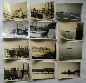 50 seltene Fotos Deutsche Kriegsmarine Schnellboote im 2.Weltkrieg (123928)