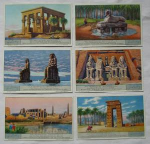 Liebigbilder Serie Nr. 999 Alt-Ägyptische Baukunst 1930 (4/122562)