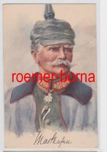 81926 Künstler Ak August von Mackensen um 1920