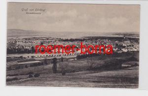 81691 Ak Gruß von Ohrdruf i.Th. Gesamtansicht 1918