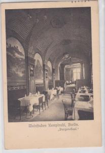 87082 Ak Berlin Weinstuben Kempinski