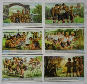 Liebigbilder Serie Nr. 1051 Deutsche Jugend 1934 (3/122837)