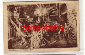 80290 Ak Eisenhammer bei Weida in Thüringen um 1930