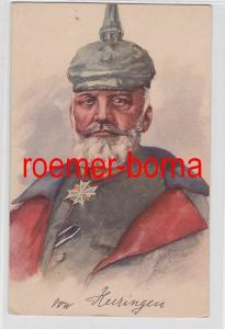 81928 Künstler Ak Generaloberst Josias von Heeringen um 1920