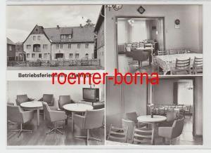 72883 Mehrbild Ak Olbernhau (Kr. Marienberg) Betriebsferienheim Haingut um 1980