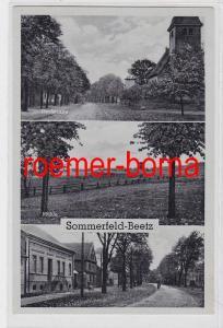 82125 Mehrbild Ak Sommerfeld-Beetz 1942