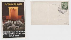 10204 Ak Internationale Automobil- und Motorradausstellung Berlin 1939