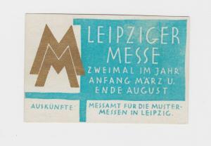 Vignette Leipziger Messe Messamt für die Mustermessen in Leipzig (94571)